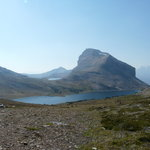 Packer's Pass out to Ptarmigan Lake