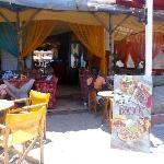 Exotic Cafes Kos Town beach
