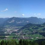 Pension Alpina Foto