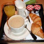 Express Breakfast - 7 Euro