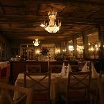 Beautiful dining room