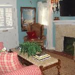 Native Seagrass Living Room