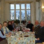 Dinner at Grand Branet