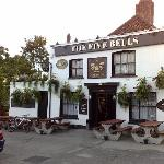 Another local pub - the Five Bells, Harmondsworth