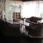 Frenchman's Cove Villa #4 living room