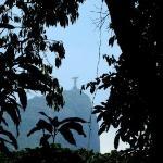 Jardim Botânico(Brasil -RJ) Foto do Cristo