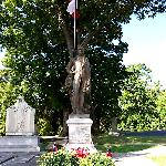 Jefferson Davis' Grave Site