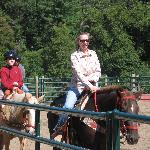 Taking Riding Lessons