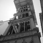 Santa Justa Lift ภาพถ่าย
