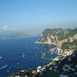 Isle of Capri and Ana Capri