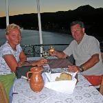 Me and Maippi in Greece