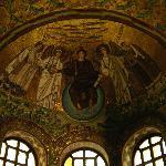 サン・ヴィターレ教会のモザイク