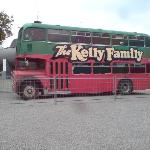 The Kelly Family bus