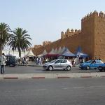 une partie de ma ville au maroc