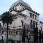 Sinagoga en el Guetho