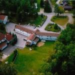 Aerial View of Wilson Lake Inn  photo by Susan