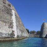 El Conjunto Monumental de las Murallas Reales