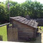 Historic Mansker's Station Frontier Life Center-bild