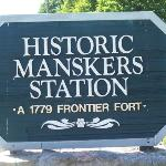 Historic Mansker's Station Frontier Life Center Resmi