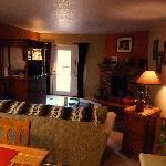 Our room - 'Cowboy Hideway Suite'