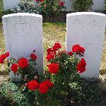 Tyne Cot cemetery, Passchenandaele