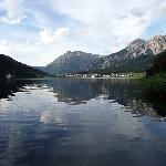 Lago San Valentin