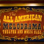 Photo de The All American Melodrama Theater and Music Hall