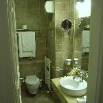 Innenansicht #2 - Hygienebereich