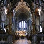 The awesome main cathedral hall..