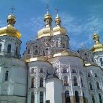 Lavraklostret, Kiev.