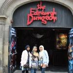 the Edinburgh Dungeon... ~ masuk jgn x masuk.. :p