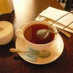 香り高い紅茶