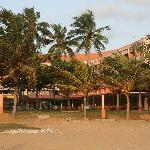 Pardise beach hotel