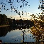 Pond in primity