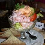 The legendary prawn cocktail!