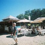 Cockleshell Beach restaurant - St. Kitts