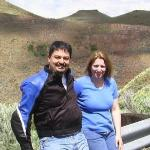 Us on the Hells Canyon Rally weekend~ spring 2006