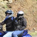 Get your motor running...us on Steve Yamaha FJR 1300