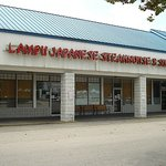 Lampu is located in a Strip Center