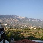 Karavados Beach Hotel view from Balcony