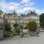 Palais Luxembourg - a short walk from Hotel Des Bains