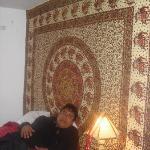 En mi habitacion