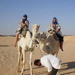 two days in the sahara