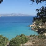 Picturesque small bay near Istro, Agios Nikolaos