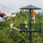 Zip Liners at WIRED