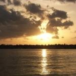 Sunset from Mallory Square, Key West, FL, United States