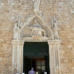 DBK, Mala braća, Franjevački samostan