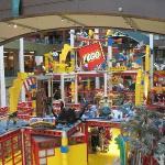 Lego Imagination Center-bild
