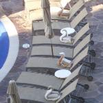View from our balcony - Pueblo Bonito Sunset Beach-  Swan Towels
