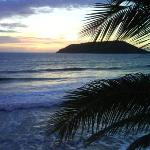 Sunset in Mazatlan as viewed from our balcony. Aaaahhhh... relaxing! (Taken: Oct. 2008)